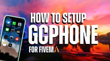 How to install GCphone V3 for toko-voip or mumblevoip | VPS and Zap-hosting.