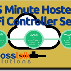 15 Minute Hosted UniFi Controller Setup
