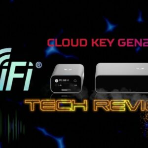 20190504 Unifi Cloud Key Gen2 review and migration steps