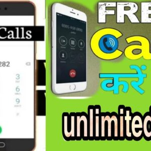 Make free voip internet calls from Google on every country / free internet calls & with no sim card