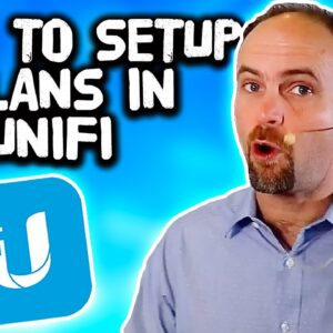 Configuring VLANs (Tagged and Untagged) in UniFI
