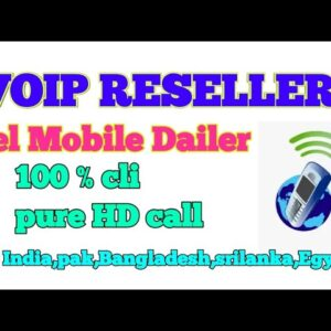 #voip VoIP Reseller || How to call by dailer || dailer calling card || how to recharge dailer ||