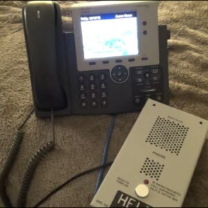 EMS ADA Elevator Phone Connected to VoIP PBX System