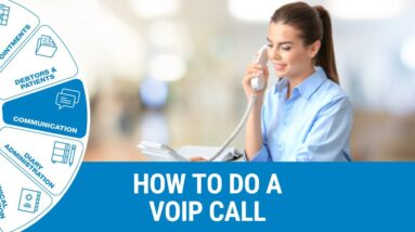 GoodX Web App - How to Do a Voip Call