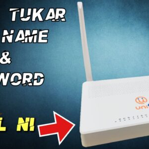 how to change wifi name and password az-tech unifi