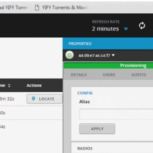 How to configure many Unifi access points [part4]