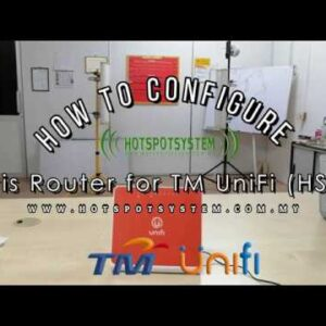 How to Configure Netis Router for TM UniFi HSBB - VDSL