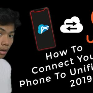 How To Connect Your Phone To Unifi TV! 2019 [Tutorial] (Airmore app)