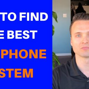 How to Find the BEST VoIP Phone System