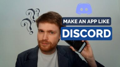 How To Make A VoIP App Like Discord | How Discord Works | STT