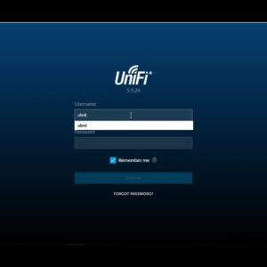 How to Reset Default Unifi Outdoor+ with SSH