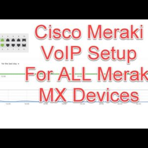 How to run VoIP Traffic on Cisco Meraki MX Firewall