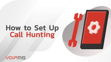 How to Set up a Call Hunting with VoIP.ms