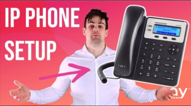 How to Set Up a VoIP Phone