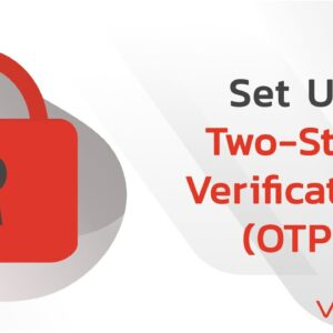 How to Set Up Two-Step Verification (OTP) with VoIP.ms