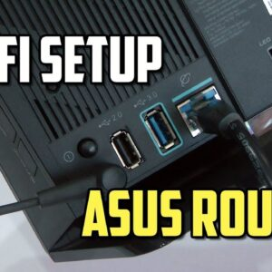 How to Setup UniFi on Asus Router? PPPoE & IPTV
