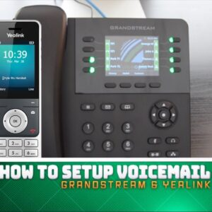 How to setup up your voicemail || VoIP Tutorial