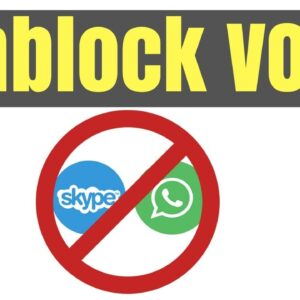 How to Unblock Voip in Video Games or Apps