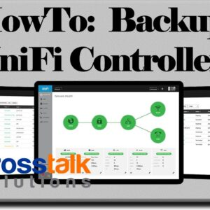 HowTo:  Backup UniFi Controller