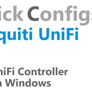 QC Ubiquiti UniFi - UniFi Controller on Windows