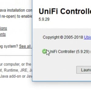 Restore Unifi Controller Backup