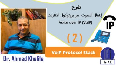 Session 2: Introduction to VoIP (Part II)