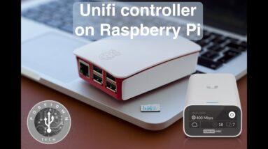 Setup Unifi Controller on raspberry pi - 2020 simple tutorial