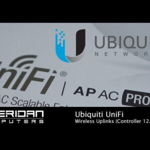 How to set up UniFi wireless-uplinks | AP-AC-LR connected wirelessly to AP-AC-PRO