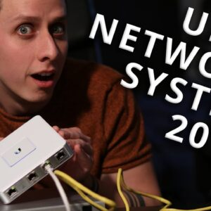 Ubiquiti Unifi Network Home Setup 2019!