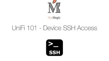 Unifi 101 - Device SSH