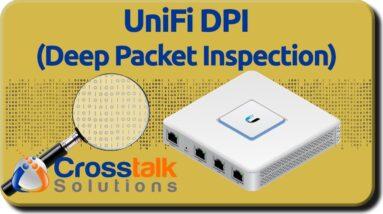 UniFi DPI (Deep Packet Inspection)