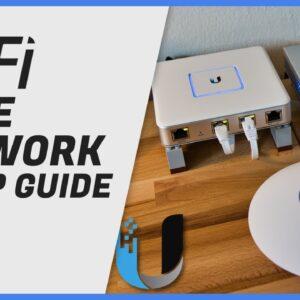 UniFi Home Network Setup