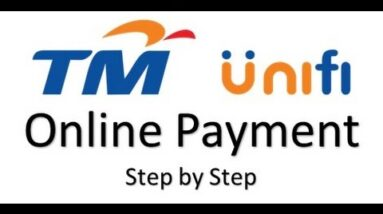 Unifi online payment via CIMB Clicks