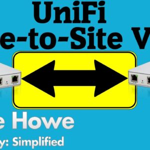 UniFi Site-to-Site VPN