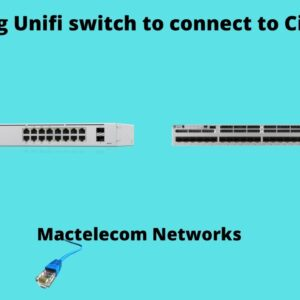 Unifi Switch Trunk configuration | Unifi vlans | unifi Networks