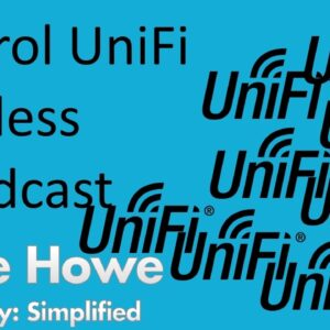 UniFi Wireless Broadcast - Tweaking UniFi