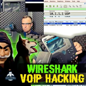 Wireshark VoIP call capture and replay